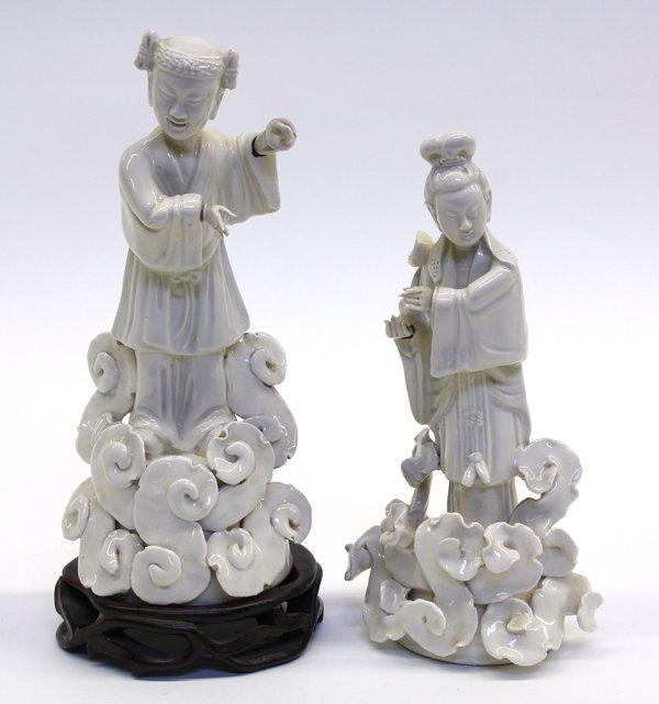 4014: Chinese Blanc de Chine Celestials