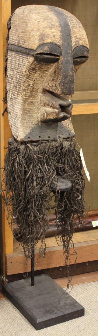 2001: Kifwebe Society, Dance Mask, Songye, D.R. Congo