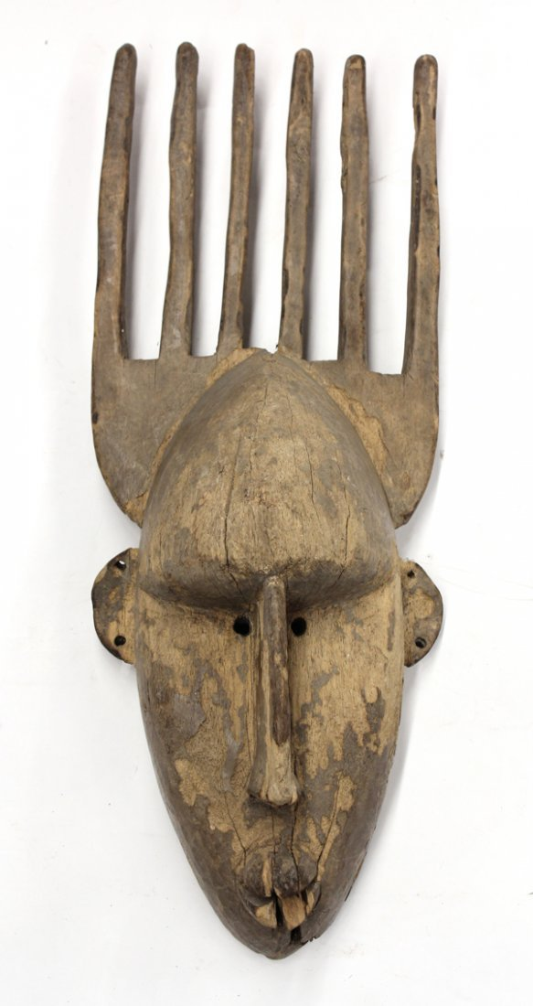 2003: Bamana Mali, Ntomo mask