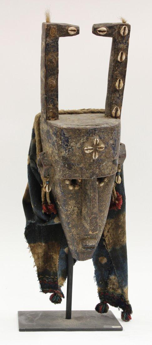 2004: Mali dance mask