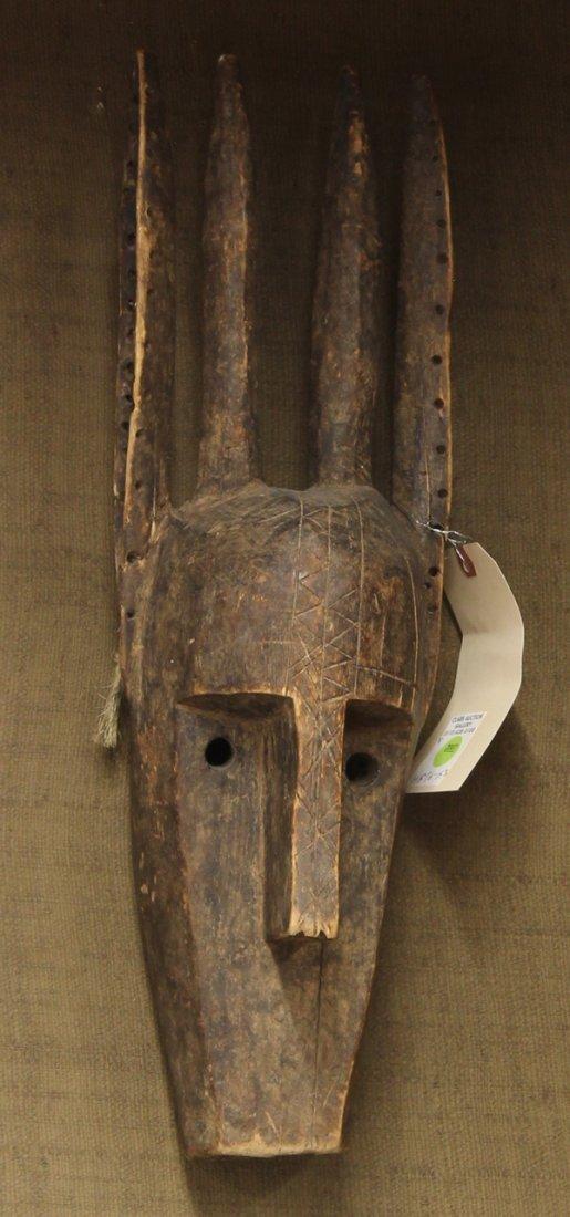 2007: Kono Society mask, Bamana, Mali