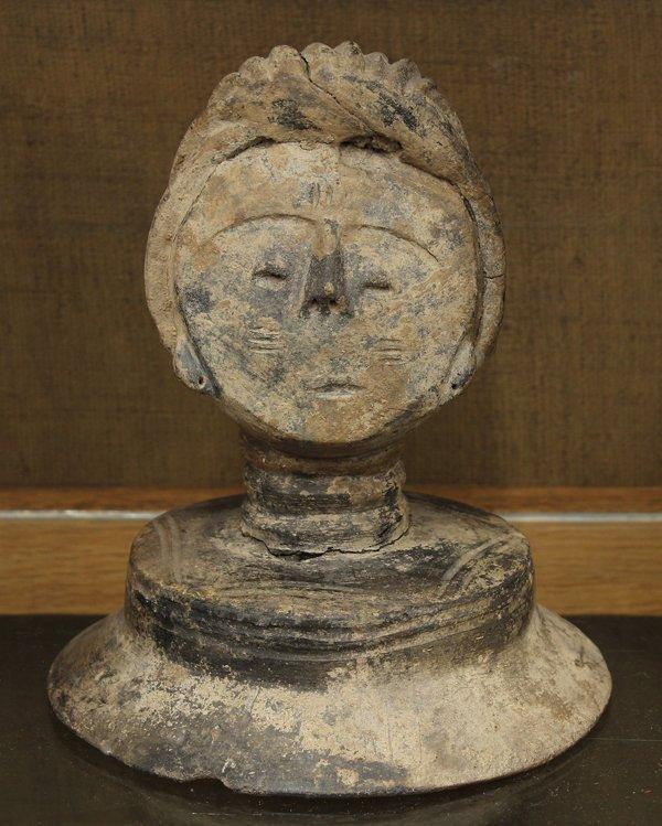 2013: Memorial Head, Ghana