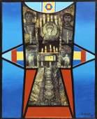 2205: Painting, Dorr Bothwell, Byzantium
