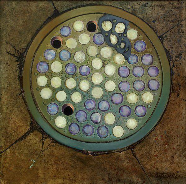2206: Painting, Dorr Bothwell, World Underfoot