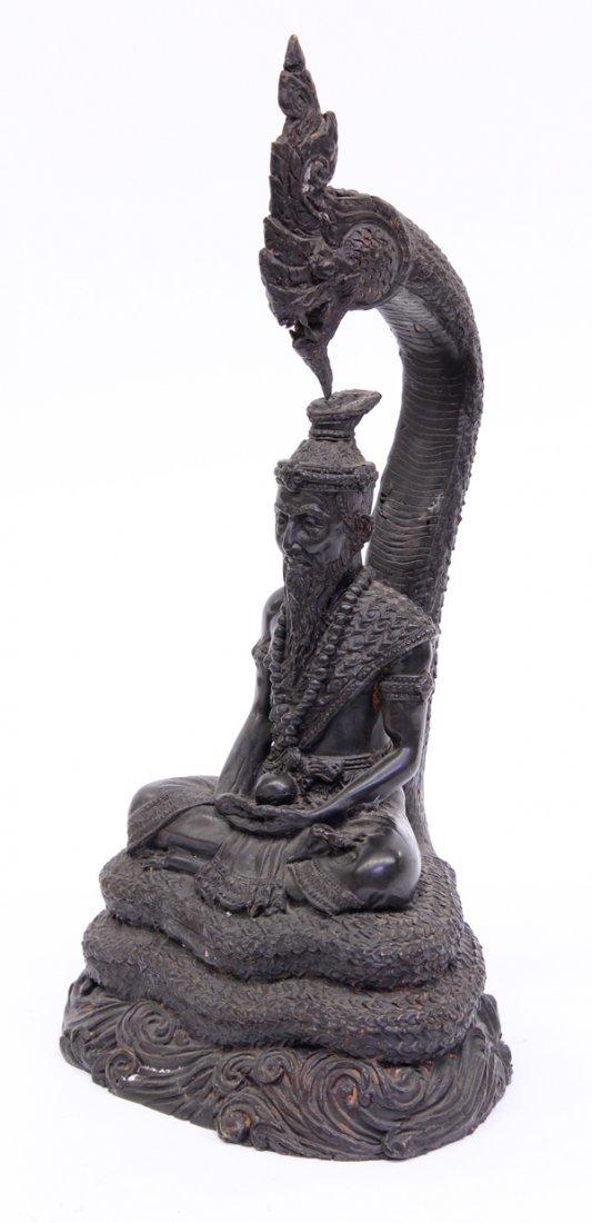3: East Indian bronze aesthetic