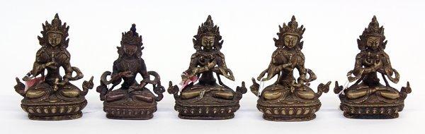 13: Nepalese Bronze Tara