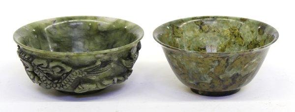 16: Chinese Hardstone Bowls