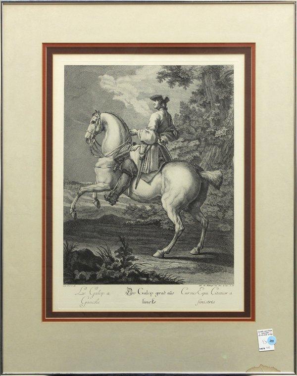 Equestrian engraving le galop a gauche 299 equestrian engraving le galop a gauche jeuxipadfo Gallery
