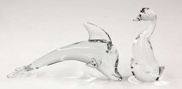 6007: Steuben crystal group