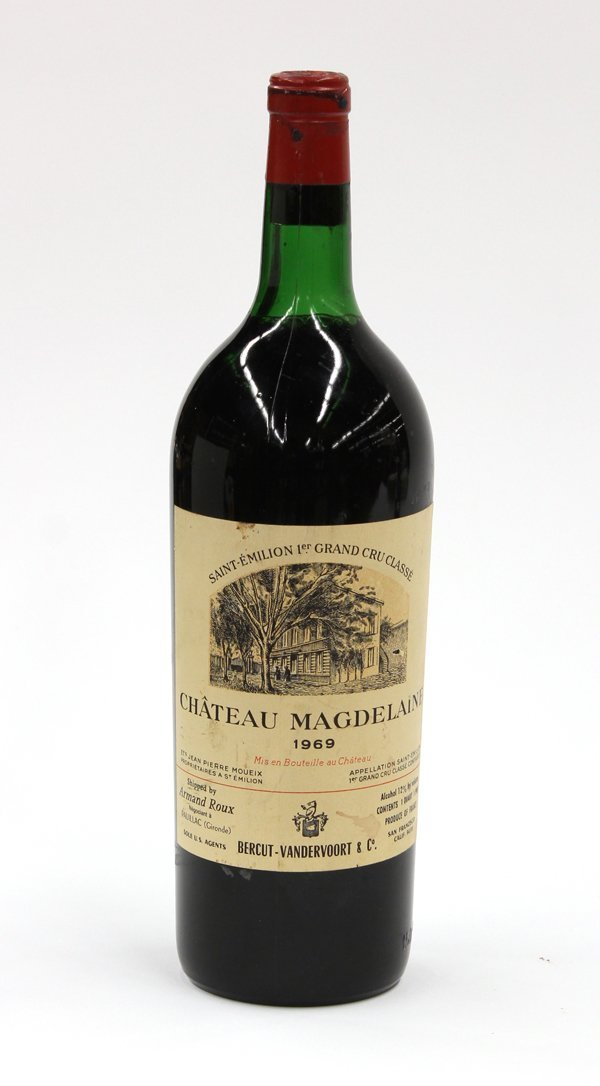 6013: Magnum, 1969 Chateau Magdelaine