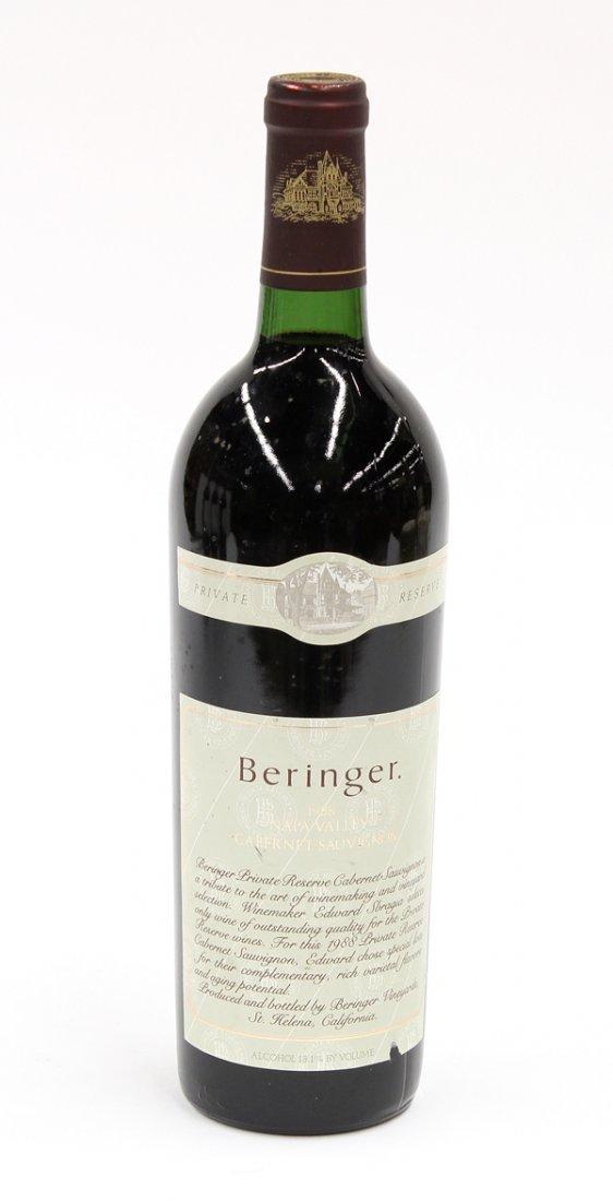 6017: Beringer Private Reserve Cabernet