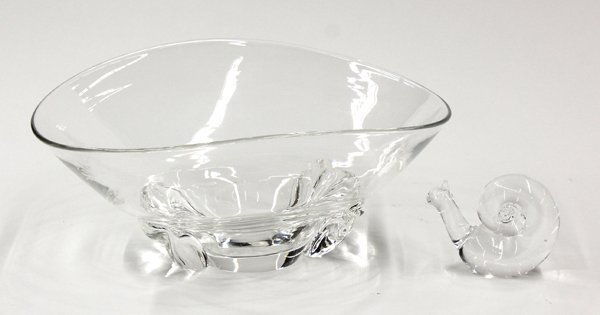 6021: Steuben crystal group