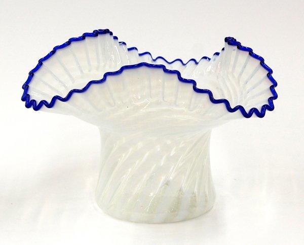 6023: Art Glass vase