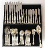 6554 Gorham sterling silver Chantilly service