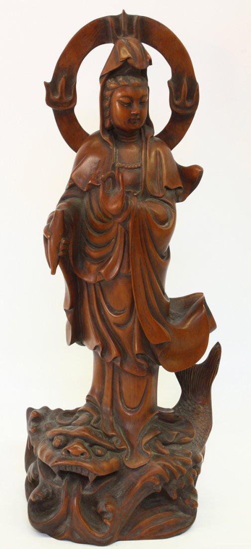4000: Chinese Wood Guanyin