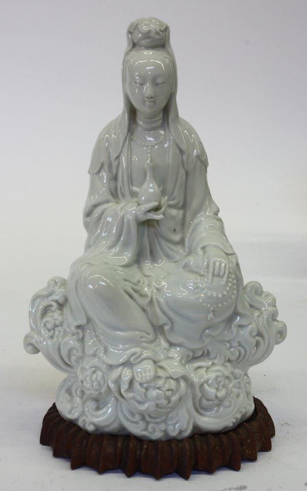 4003: Chinese Blanc de Chine Guanyin