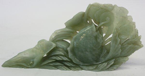 4006: Chinese Jade Desk Ornament