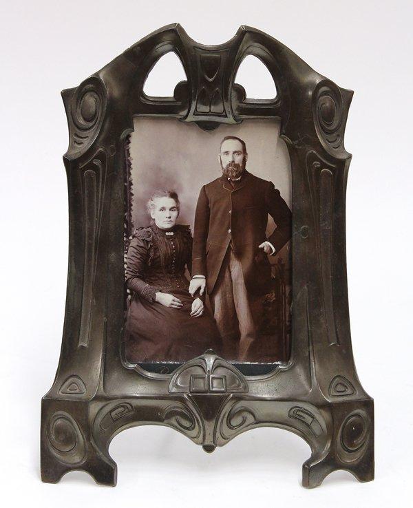 2020: Jugendstil picture frame