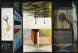 2182 Painting Dorr Bothwell Panama