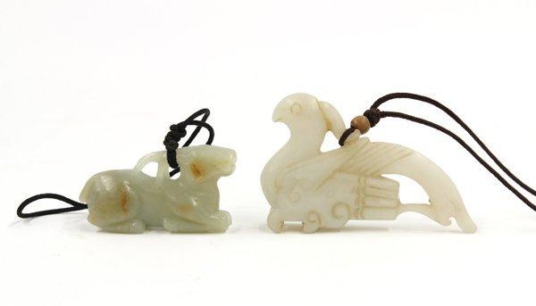 10: Chinese Jade Toggles and Cicada