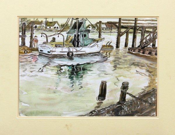 438: Watercolors, John Lambson - 2