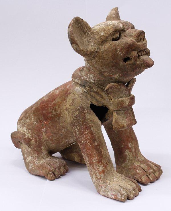 636: Pre-Columbian, Zapotec Figure