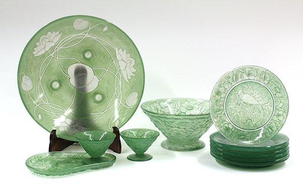 6008: Phoenix Art Glass