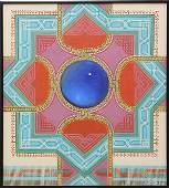 6217 Painting Dorr Bothwell Gazestone series Islam