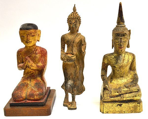 4001: Southeast Asian Buddhist Figures