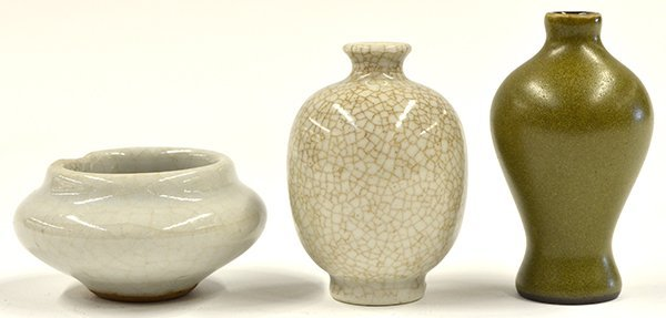 4010: Chinese Ceramic Snuff Bottles
