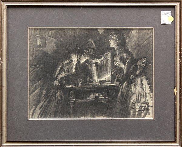 4225: Charcoal, David Hall, Disney - 2