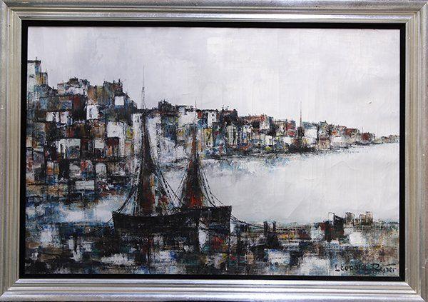 4334: Painting,  Leopold Reiser-Vaney