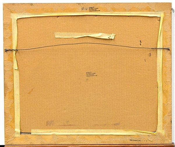 2241: Etching, Gene Kloss, Taos in Winter - 5