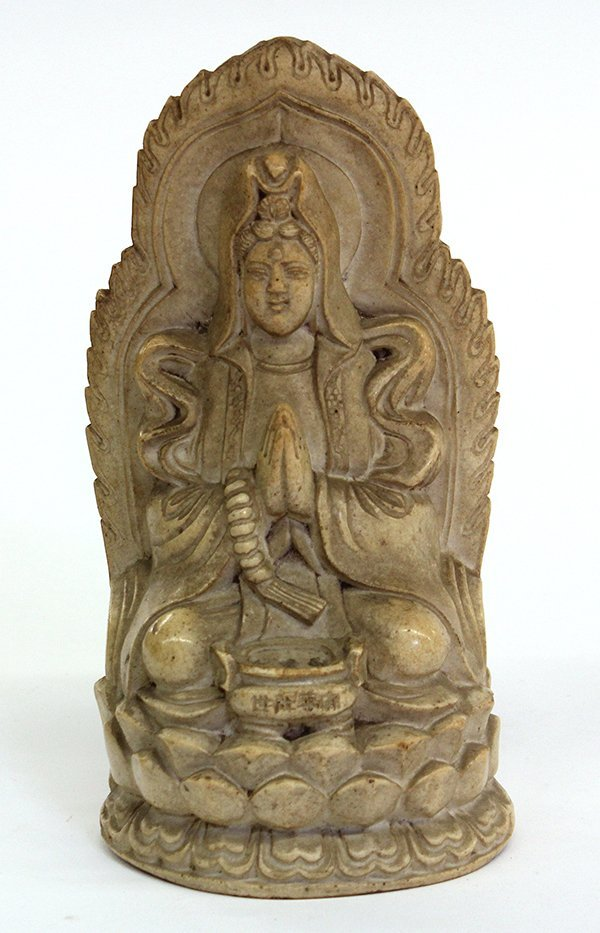 4: Chinese Ceramic Guanyin