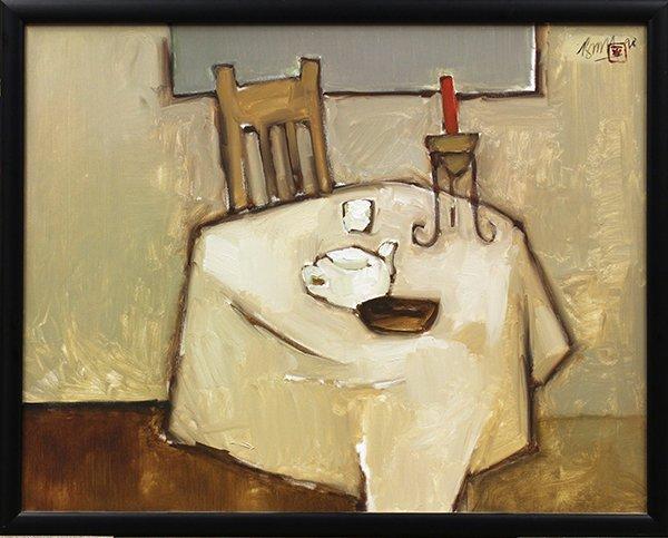 100: Paintin, Nguyen Thanh Binh, Alone