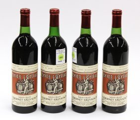Heitz Celler Martha's Vineyard Group