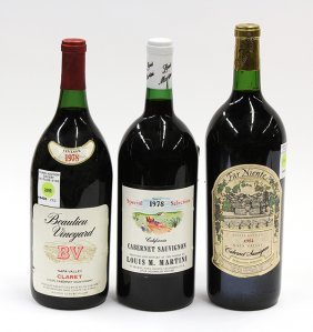 California Cabernet Sauvignon wine group