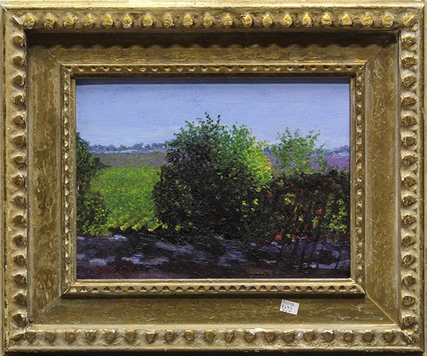 Painting, California Wine Country, by Jesse Don Rasberr