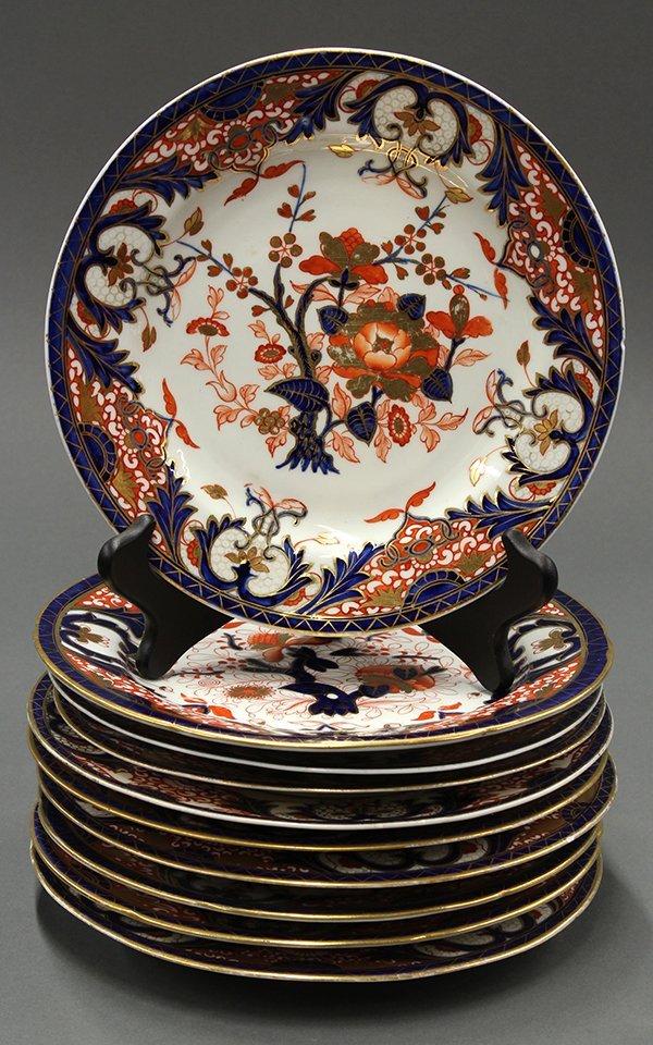 Royal Crown Derby Kings pattern china - 2