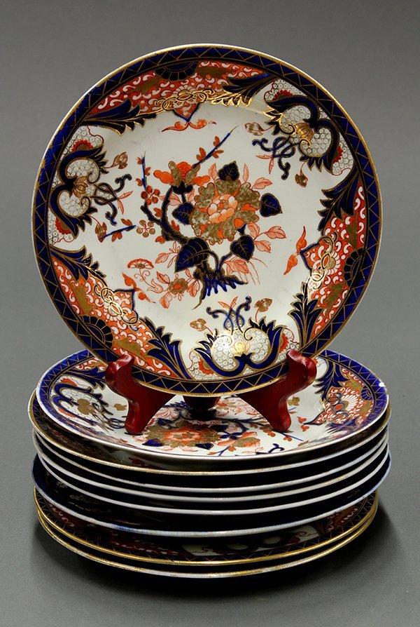 Royal Crown Derby Kings pattern china - 6