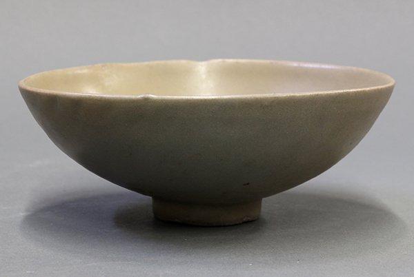 Korean Celadon Stoneware Bowl