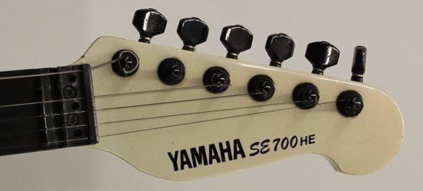 Yamaha SE700HE electric guitar - 2