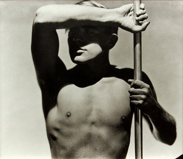 "George Hoyningen-Huene, Photograph, ""Horst Torso, Paris"