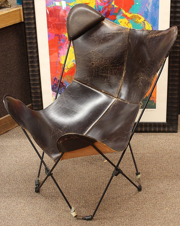 Knoll Hardoy Butterfly chair