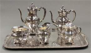Tiffany  Company sterling silver beverage service