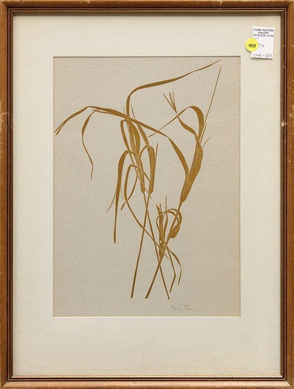 Pair of Henry Evans Botanical Prints