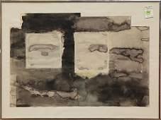 Work on paper Manuel Neri