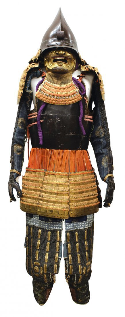 Japanese Suite of Armor