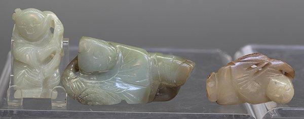Chinese Jade Toggles, Children