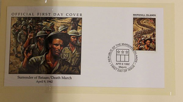 The History of World War II in Postage Stamps - 7